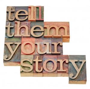 El storytelling es tu historia