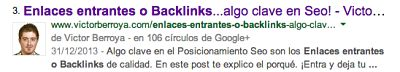 Autor Rich Snippets