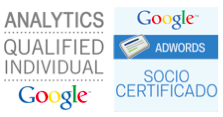 Victor Berroya Certificado Analytics y Adwords